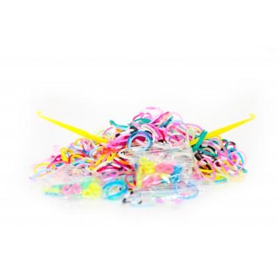 Loom Band Bracelets Refill Pack - 1000