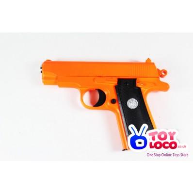 G2 BB Gun Air soft Hand Gun - Orange