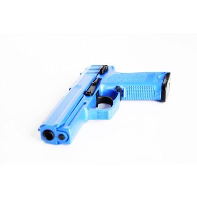 HA112 BB Gun P8 Style Shooter Pistol - Blue