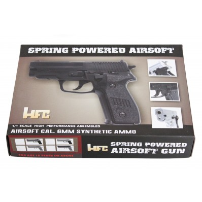 HA106 Spring Beretta M9 Style BB Gun Pistol