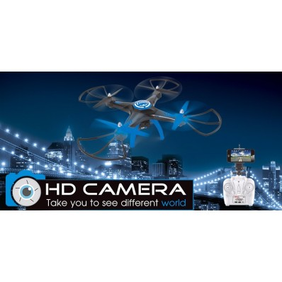 TW-X19 RC Model Drone 2.4G 6axis 4 Channel Aerial Big RC Drone