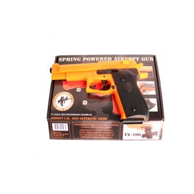 TX-106 Berreta M9 Spring bb Gun Pistol