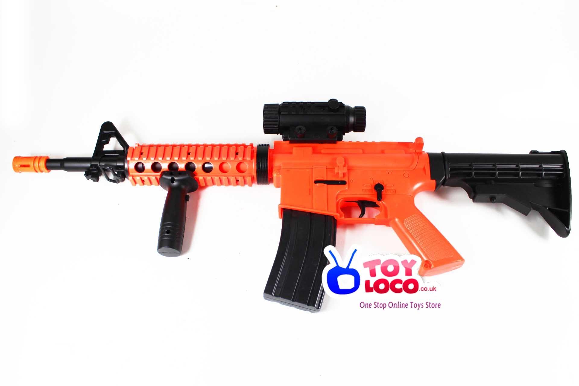 D92h Bb Gun Assault Rifle Fps 170 Electric Airsoft Gun M16