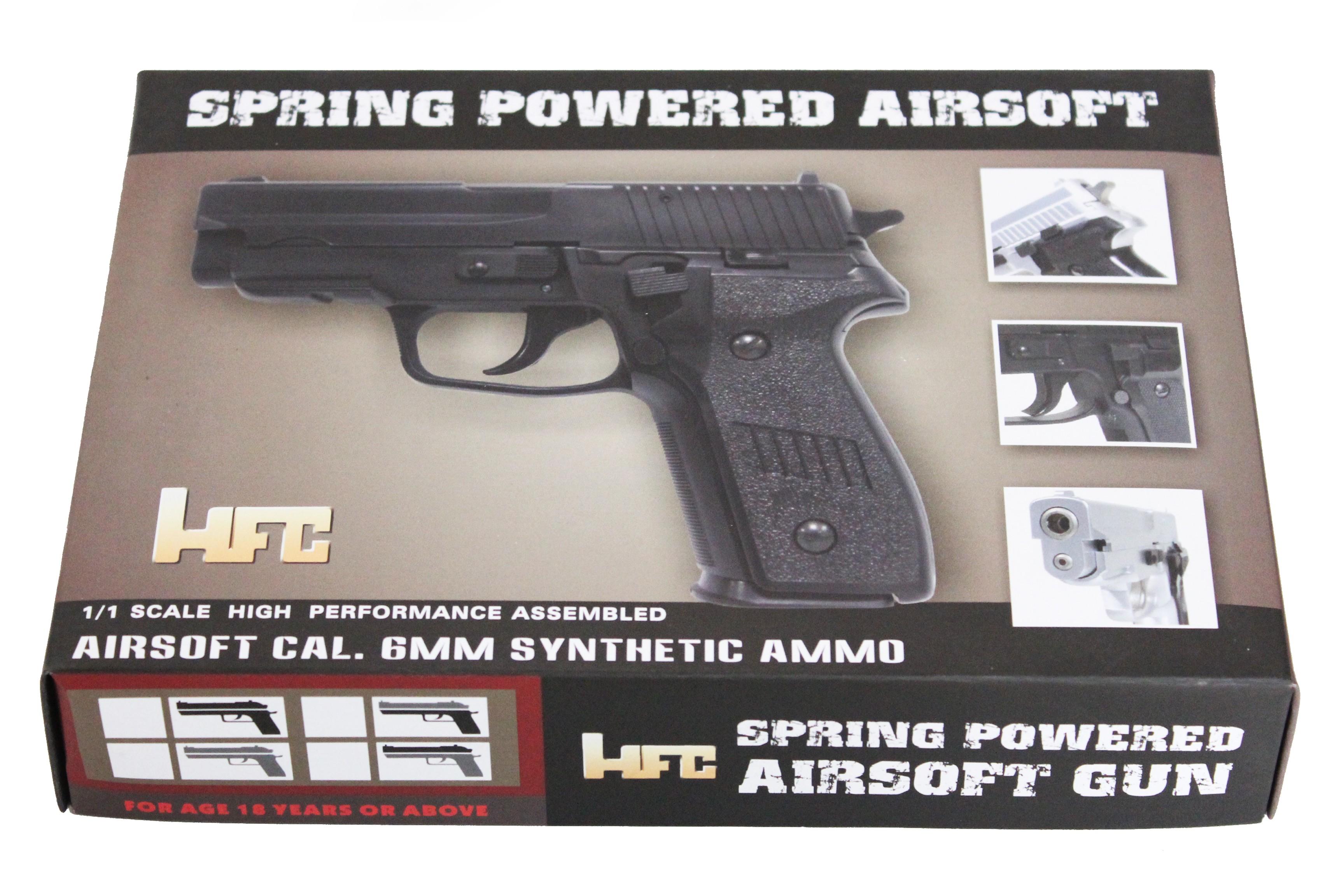 HA106 Airsoft BB Gun Pistol Airsoft BB Guns ly At Toyloco