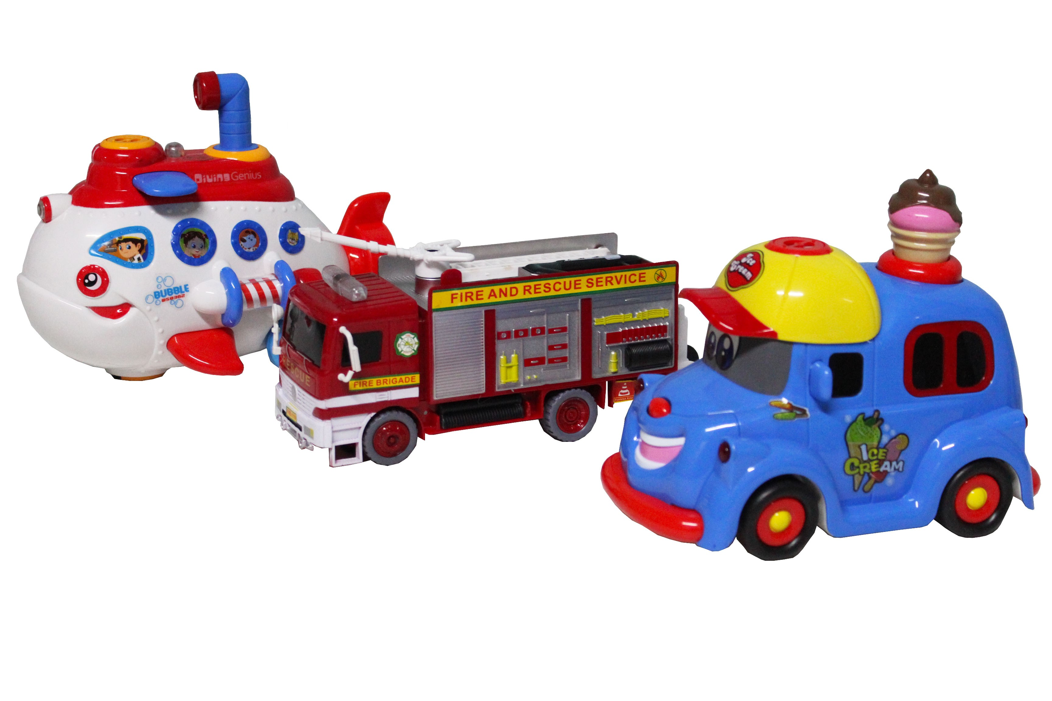 Car Toys Product : Battery operated bubble toy cars