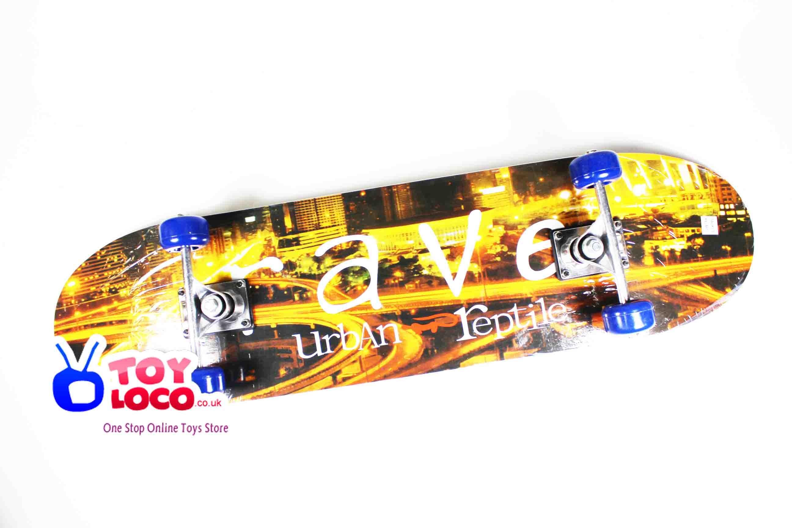 kids skateboard in 5 different designs