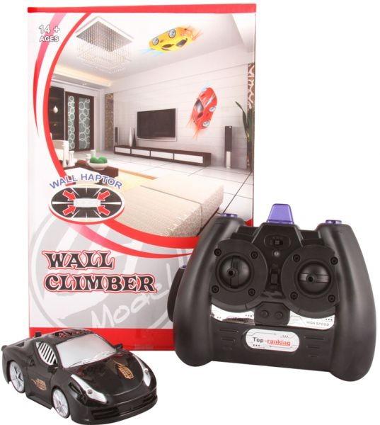 Wall Climber Remote Control Toy Car