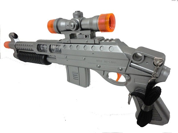Lx3800a Battery Operated Electric Flash Shotgun