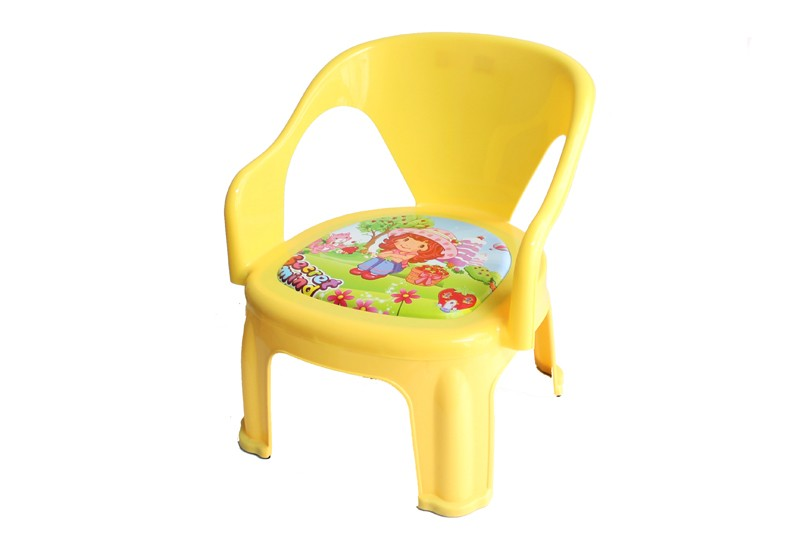 Toddler Plastic Dining Chair