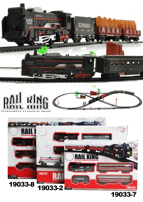 Home 187 featured products toyloco 187 rail king intelligent classical
