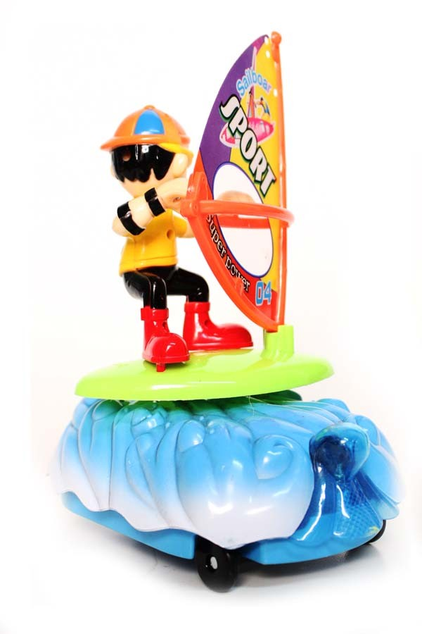 Battery Operated Sailor Toys