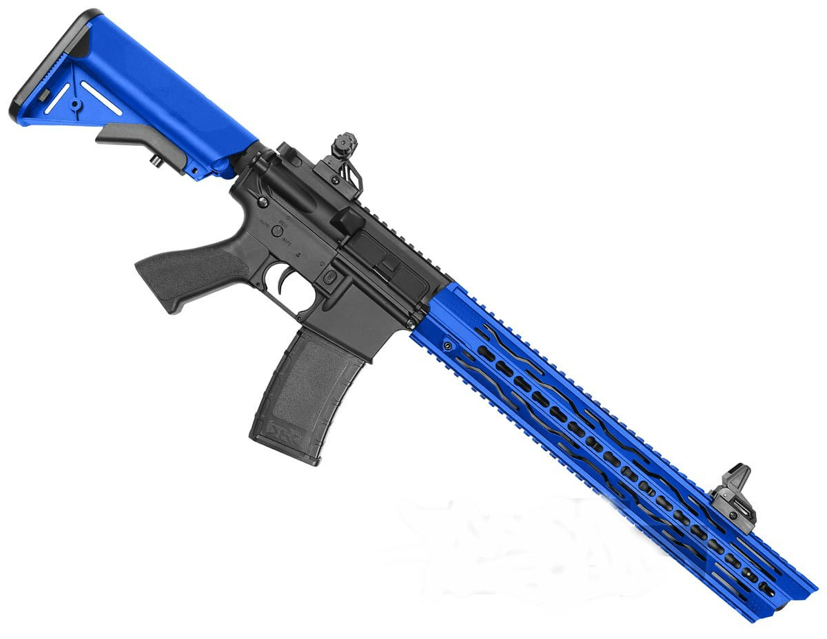 SR4P1 Bulldog ST MAMBA P1 Airsoft BB Gun