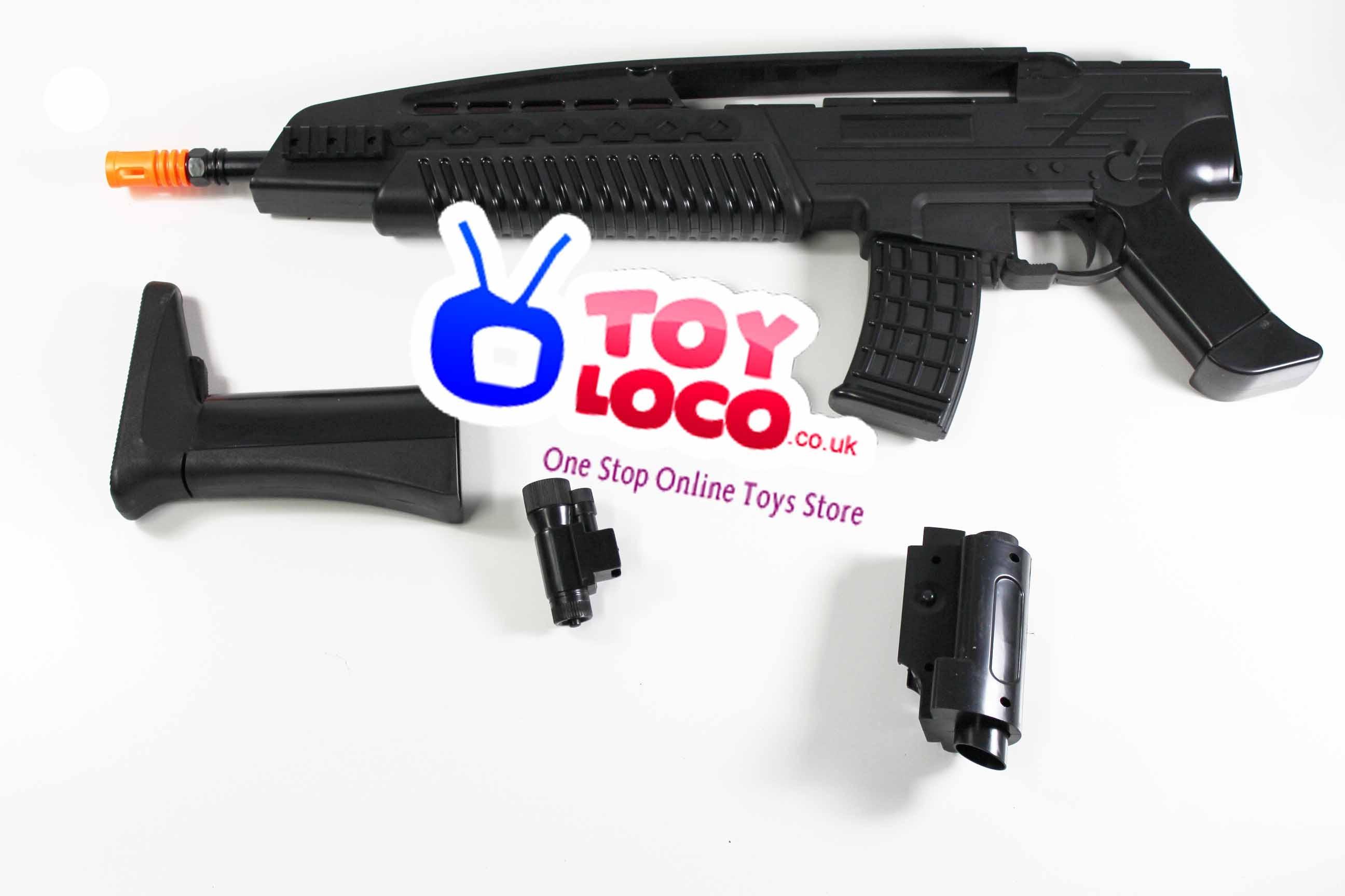 Td2016 Toy Gun Super Action Realistic Sound