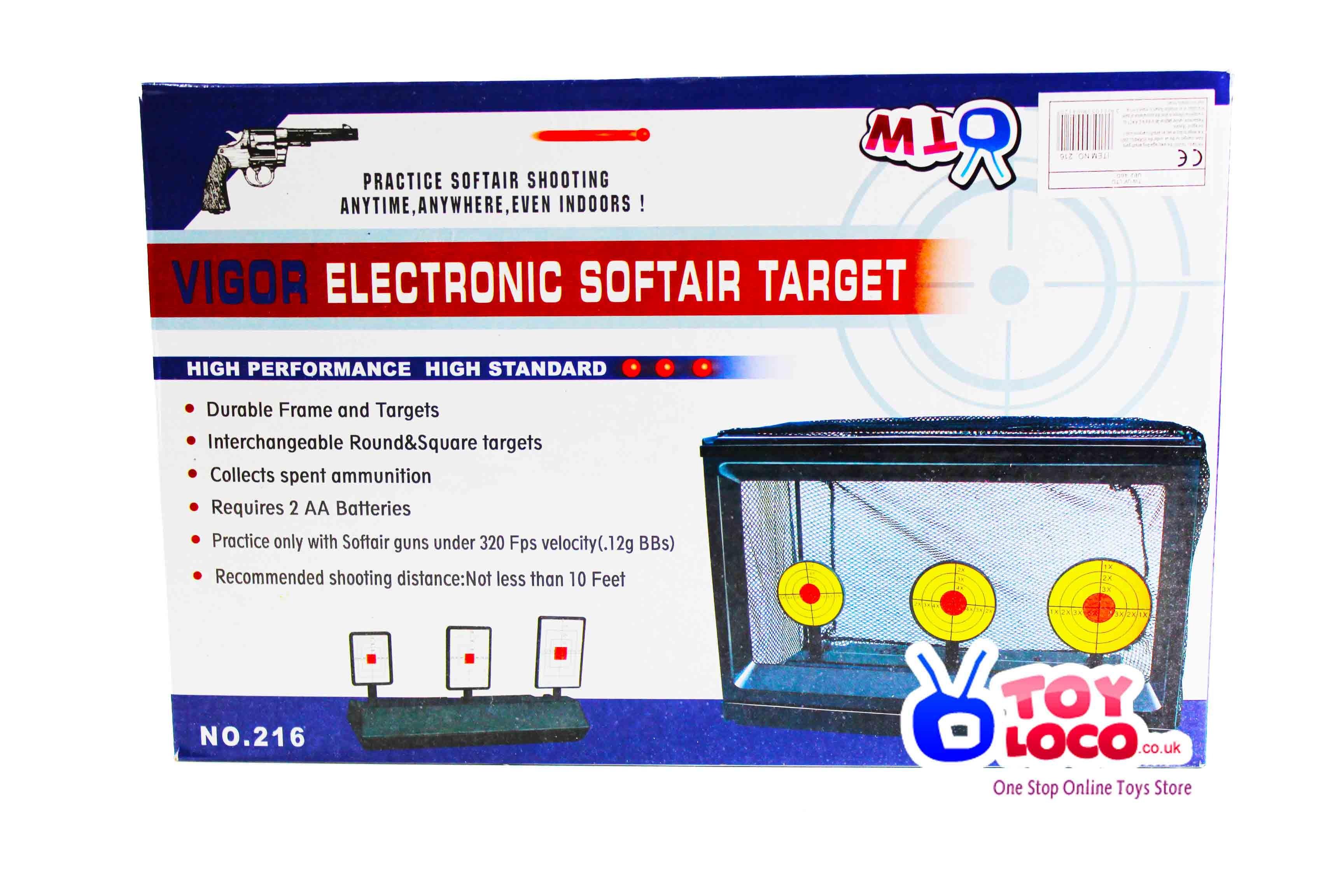 Vigor Electronic Softair Target