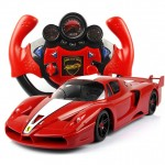 Large 1:10 Scale Steering Remote Control Enzo Ferrari Model Toy Car