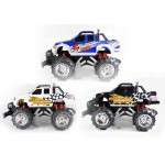 2137 Mighty RC Remote Control 4x4 Bull Monster Truck