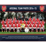 Official Arsenal 2014-2015 Football Club Picture Frame