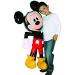 Disney Micky Mouse Inflatable Figures - 1 Metre