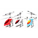Giant 3 Channel RC Helicopter With Gyro - Auto Landing