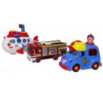 Battery Operated Bubble Toy Cars