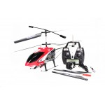 Giant 3.5Channel RC Helicopter Buit in Gyro With LCD Remote - 2 Speed