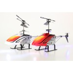 Mini RC Helicopter 3 Channel With Gyro Z007