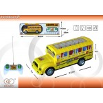 Electric 4 Channel School Bus - JL678-23