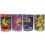 Pixar Minions Mega Money Box Tin Saving Cash Piggy Bank