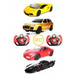 Large 1:10 Scale Steering Remote Control Luxury Model Toy Car