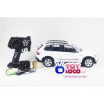 Licensed BMW X5 1:12 Full Function Radio Control Car In Metal Case