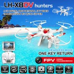TW-X8 DV FLP Live Streaming Video Quadcopter