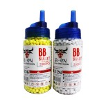 BB Pellets 2000 x 6mm 0.12g BB Airsoft Softair