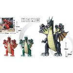Electronic Dragon Dinasour Robot 7 Heads With Sound & Flashing Lights