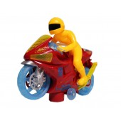 Battery Operated Colorfull Bike With Lights And Sound
