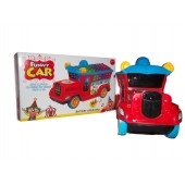 3D Flashing Light Sound Musical Funny Truck Kid Car Toy