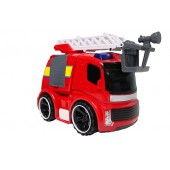 World Fire Rescue Truck Kids Toys Games Trucks Vehicles Car