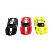 2009 Large 1:10 Scale Remote Control Red Enzo Ferrari FXX RC