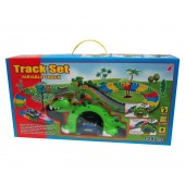 22871 Battery Operated Dinasour Play Track Set