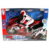 Battery Operated 1:6 Scale Bike With Lights And Sound