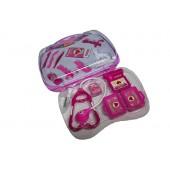 Kids Doctor Nurse Carry Case Medical Kit Play Set Toy Gift