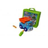 Fun Building Multifunctional Take Apart Toy Truck for Kids