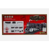 RC Classic Toy Train Set With Remote Control