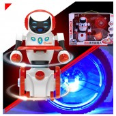 NEW Induction Electronic Walking Dancing Smart Space Robot Toy