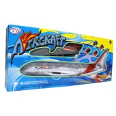 Battery Operated Airplane Air Bus Toy
