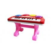 3D - Electronic Organ Piano