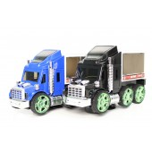 Battery Operated Lorry With 3D Lights And Music 600-1