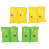 "Inflatable Roll-up Swimming Arm Bands 8"" x 8"""
