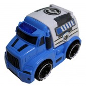 Police Truck Kids Toys Games Trucks Vehicles Car