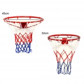 Basketball Hoop Net Ring Wall Mounted Outdoor&Indoor Hanging Basket