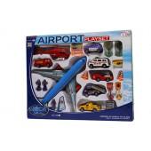 Aviation Aerodrome United Airlines Airport Playset